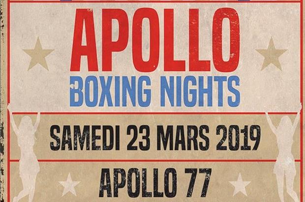 Serris ► Gala Boxing Night samedi 23 mars