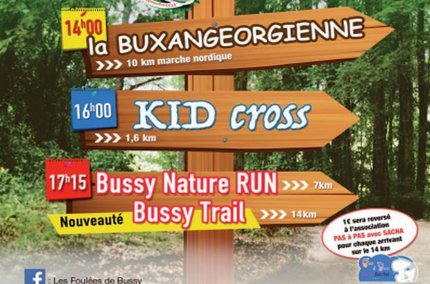 Bussy Saint Georges ► Les Foulées de Bussy auront lieu le 25 mai 2019