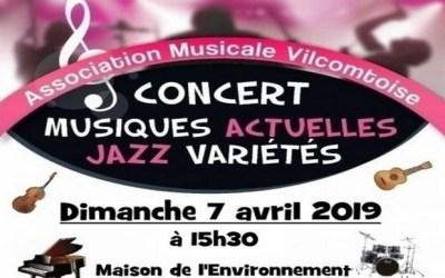 Villeneuve-le-Comte ►Concert Musiques Actuelles, Jazz, Variétés