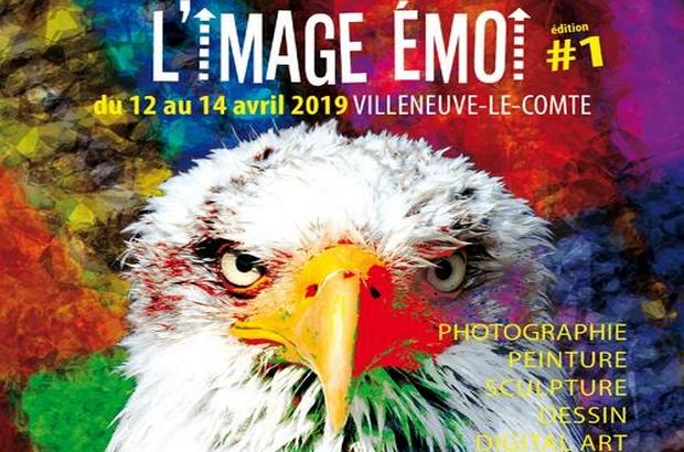 Villeneuve le Comte ► Gros succès pour l'expo de Val d'Artistes «L'Image Emoi»