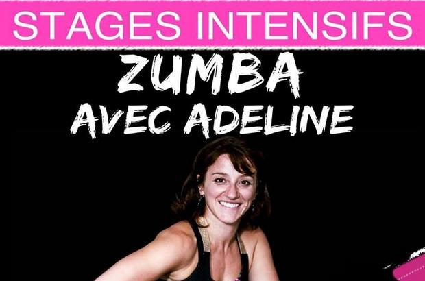 Chessy ► Stage de Zumba à Capdanse avec Adeline dimanche 31 mars