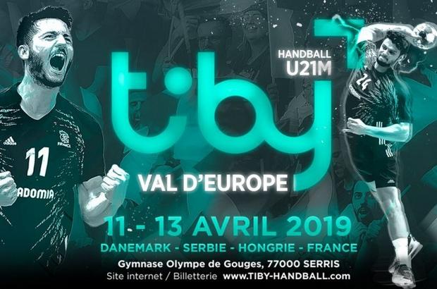 Serris ►Tiby Handball Val d'Europe, se tiendra les 11 et 13 Avril 2019