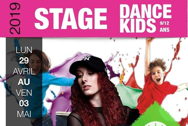 Chessy ► Stages Danses Kids organisés par Capdanse vacances Pâques