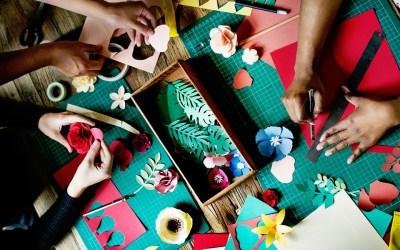 Montry ► ScrapPlaisir Ateliers de loisirs créatifs gratuits le 14 avril 2019