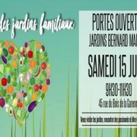 Magny le Hongre ►Portes Ouvertes des jardins familiaux samedi 15 juin 2019