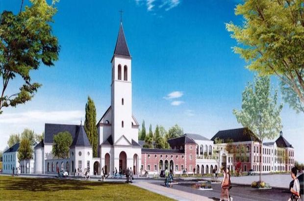 Serris ► Une nouvelle église et un établissement scolaire privé pour la rentrée 2022
