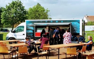 Magny le Hongre ► Clap de Faim, Le Food Truck spécialisé burger 100% fait Maison