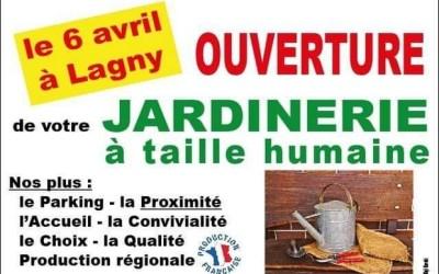 Lagny sur marne ► Jardinium, la nouvelle jardinerie installée dans la commune