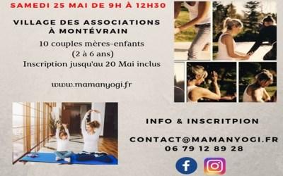 Montevrain ► Matinée de bien-être entre mamans et enfants samedi 25 mai 2019