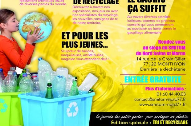 Obtenez un composteur gratuit à la journée Environnement et Partage AU SMITOM