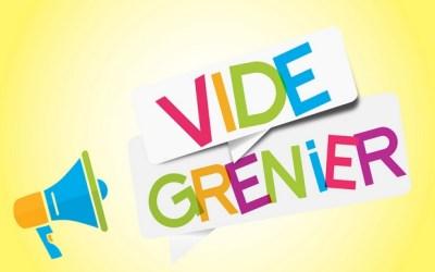 Jossigny ► Vide Grenier et fête foraine dimanche 16 Juin 2019 Chemin du Colombiers