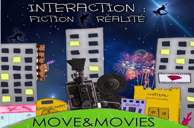 Bailly-Romainvillers ► Move&Movies, Show le 30 juin à la ferme de Corsange