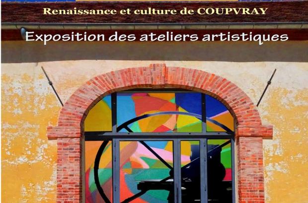 Coupvray ► Exposition Renaissance & Culture les 22 et 23 juin dans la salle de la Ferme