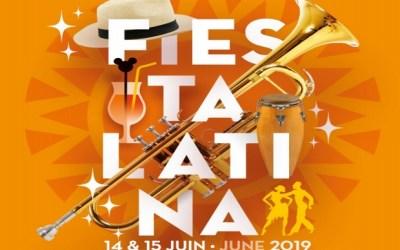 Soirées Fiesta Latina à Disney Village et le Billy Bob's les 14 et 15 juin 2019