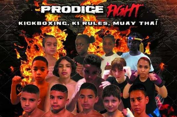 Montévrain ►  Gala de Kick Boxing à la Montevrain Sport Academie samedi 22 juin