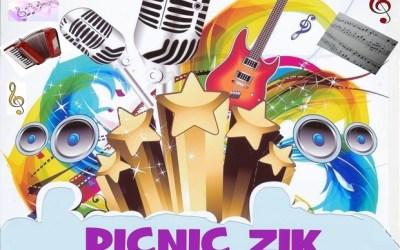 Villeneuve le Comte ► Picnic Zik, scène ouverte, dimanche 23 juin 2019