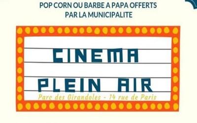 Bailly Romainvilliers ► deux séances de cinéma plein air cet été au parc des Girandoles