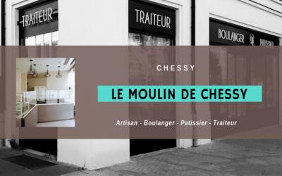 Chessy ►Le Moulin de Chessy, une nouvelle Boulangerie, Pâtisserie, Traiteur à la rentrée