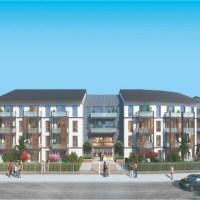 """Serris ► Une nouvelle résidence sénior """"Loreden"""" dans le Bourg livrée fin 2020"""