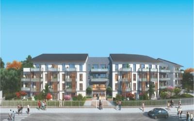 Serris ► Une nouvelle résidence sénior «Loreden» dans le Bourg livrée fin 2020