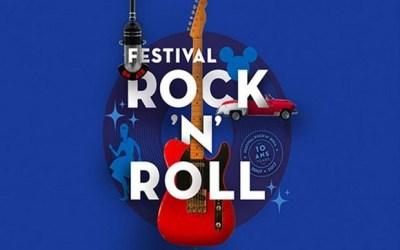 Disneyland Paris ► Festival Rock'n'Roll  les 6, 7 et 8 septembre 2019