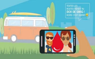 Bussy Saint Georges ► Un don du sang organisé le 22 août au Gymnase Maurice Herzog