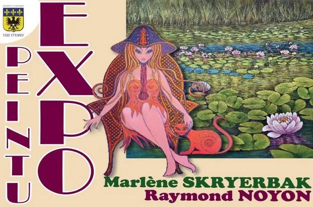 Esbly ► Exposition de peintures « Rêves et promenades » du 14 au 22 septembre
