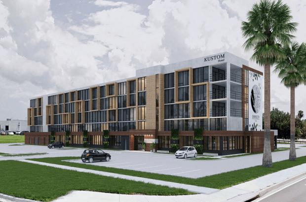 La ville de Bailly-Romainvilliers va accueillir un nouvel hôtel le Kustom Hôtel