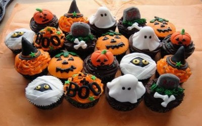 Bailly-Romainvilliers ► Atelier décoration cupcakes Halloween avec Fairys Cooking Shop