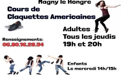 Magny le Hongre ► Siamsa, les arts du spectacle propose cours de claquettes américaines