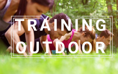 Programme des séances de Training Outdoor à Saint-Germain sur Morin