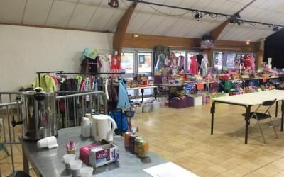 BROC'enfant, vêtements et puériculture organisée par l'Apeep de Coupvray