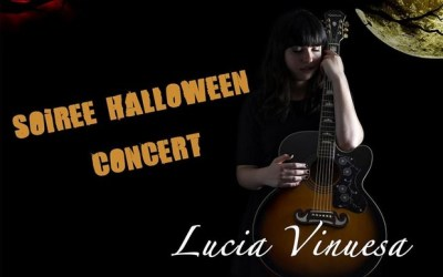 Concert Halloween Pop-Rock-Country au Black Bean Chili Jeudi 31 octobre