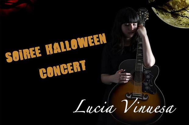 Concert Halloween Pop-Rock-Country au Black Bean Chili Jeudi 31 octobre
