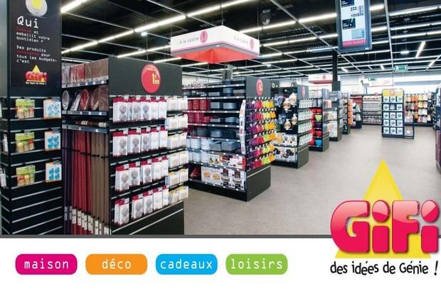 Emploi Lenseigne Gifi Débarque Au Centre Commercial Du