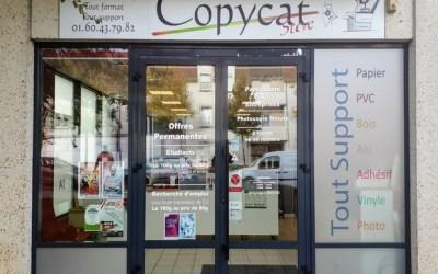 Confiez-vos impressions à votre reprographe Copycat Store situé à Serris