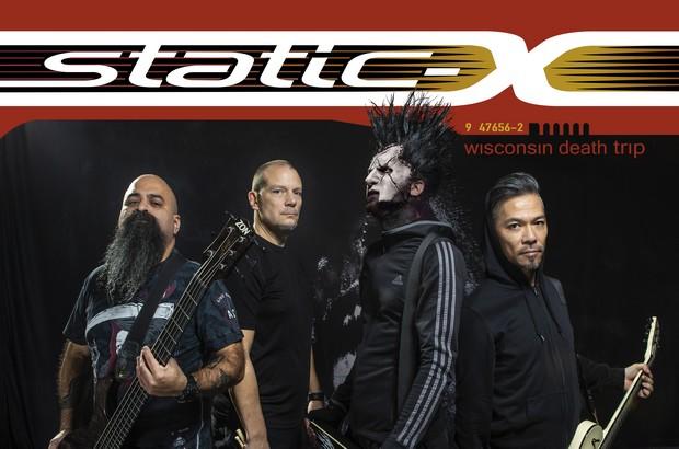 Concert néo-métal avec Static-X, Wednesday  13, Soil et Dope le 5 octobre au File 7