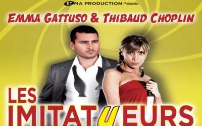 Un duo d'imitatueurs excellents au Théâtre En bord d'Ô les 1/2/3 novembre