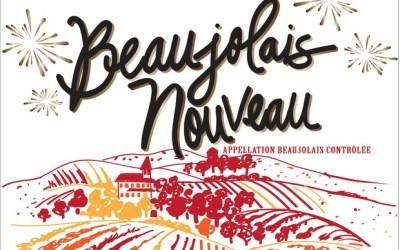 Soirée Beaujolais Nouveau à La Vallée des Vins jeudi 21 novembre Place Toscane