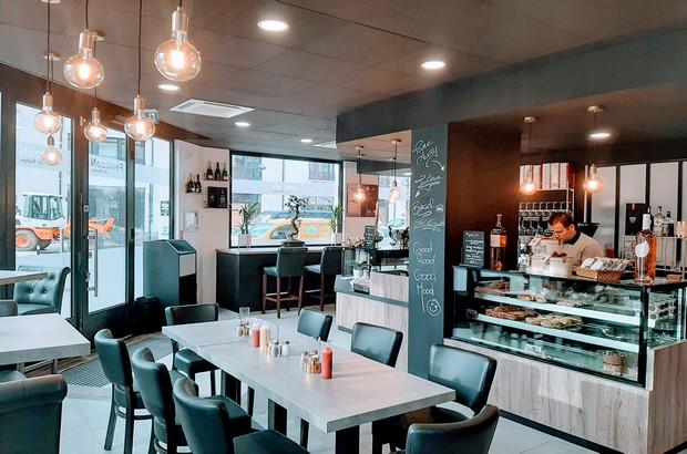 Femezon, un traiteur haut de gamme ouvre à Chessy au centre urbain du Val d'Europe.