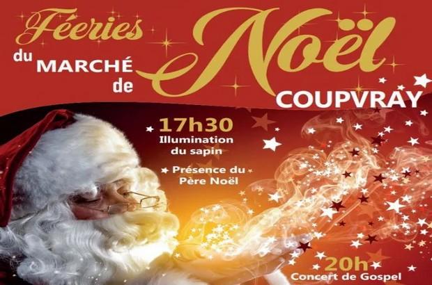 Coupvray fête la magie de Noël samedi 7 décembre à la Ferme du Couvent