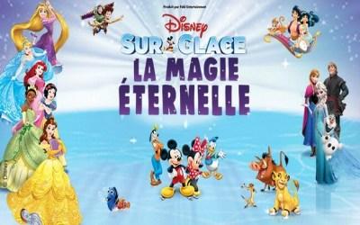 Spectacle de Disney sur Glace La Magie Éternelle au Zenith De Paris La Villette