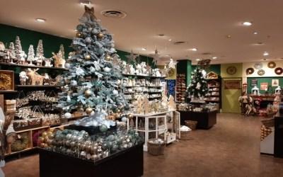 L'Artisan de Noel a ouvert une boutique au centre commercial du Val d'Europe