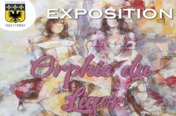 Exposition d'Orphie du Ligor du 25 janvier au 2 février à la Salle Art & Culture d'Esbly