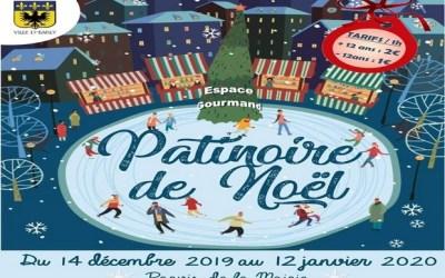 Une patinoire de Noël pour redécouvrir les plaisirs de la glisse à Esbly