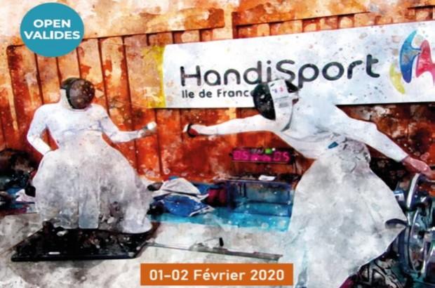 Bailly : Circuit «Anne Parent» Challenge Handi-valide des Mousquetaires du Val d'Europe