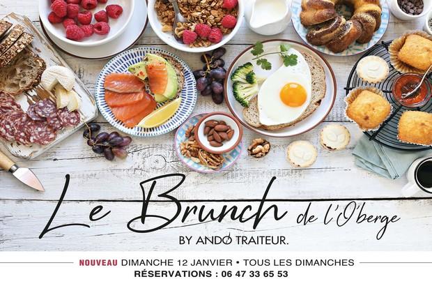 Venez bruncher tous les dimanches au restaurant l'O'Berge Espagnole à Serris