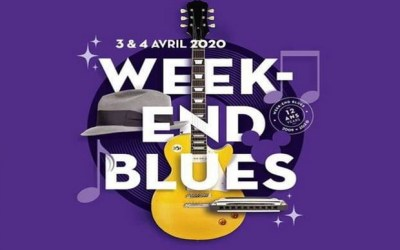 Disney Village : Week-end Blues les 03 et 04 Avril 2020 au saloon du Billy Bob's