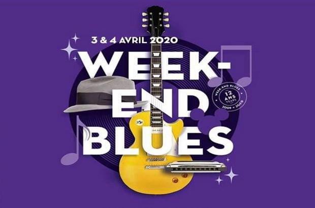Disney Village : Week-end Blues les 03 et 04 Avril 2020 au saloon du Billy Bob's