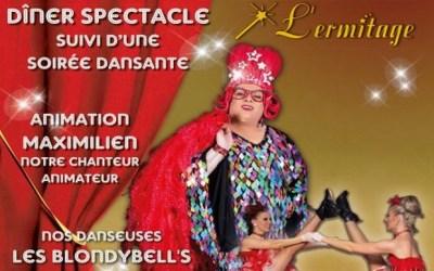 Chalifert : Soirée transformiste au Cabaret L'ermitage le 29 février 2020